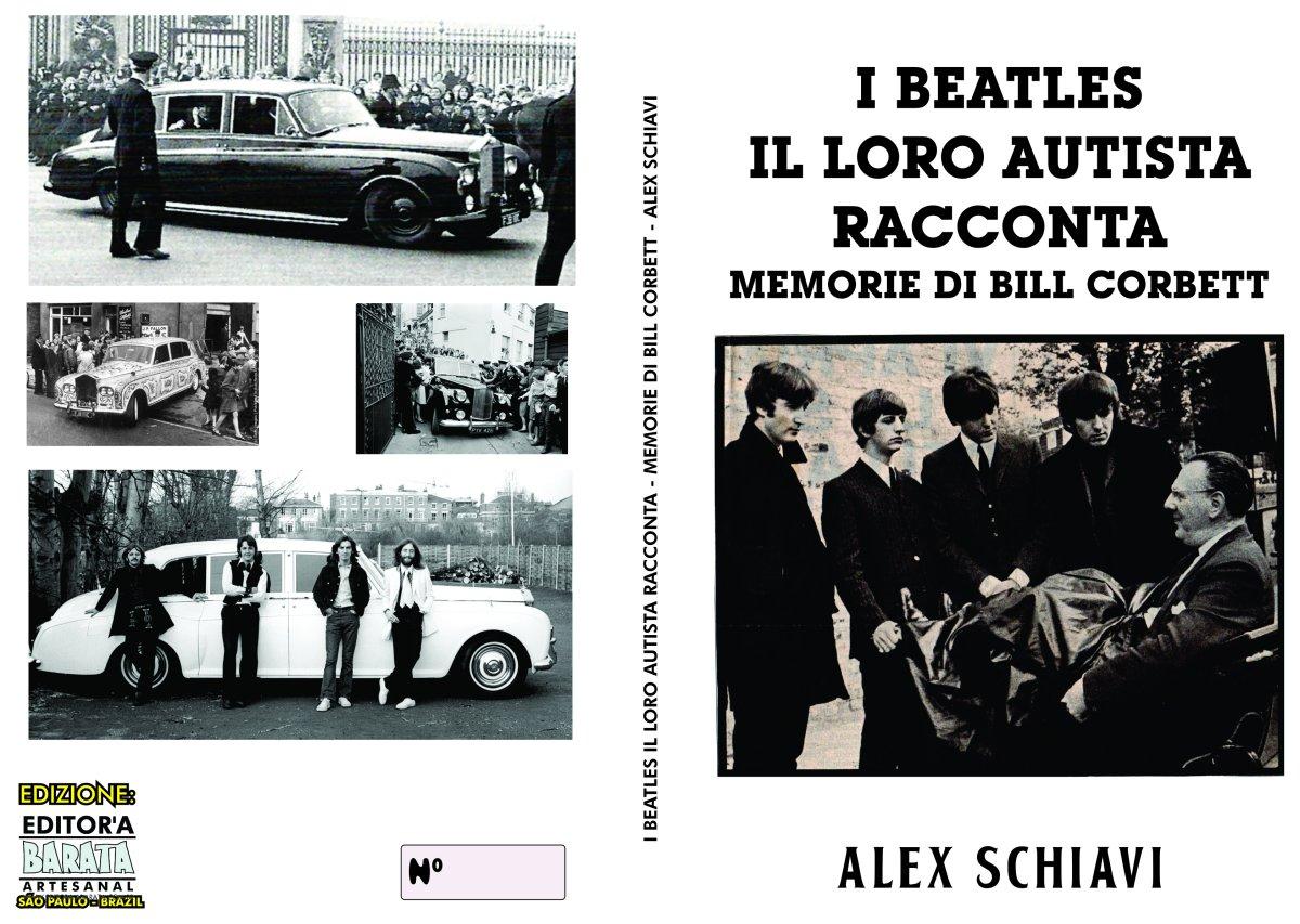Libro: Bill Corbett e i Beatles